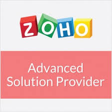 Zoho Advanced Solution Provider Zoho UK Partner