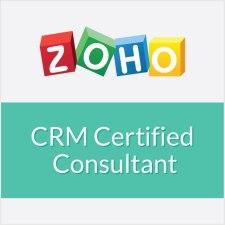 Zoho CRM Consultant